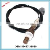 Best Quality With OEM 89467-33020 13733 C868 Oxygen Sensor Socket for 1999-2001 Camry Solora 2.2L
