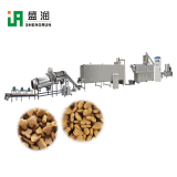 Dry Pet Food Pellet Extruding Manufacturing Making Machine Line