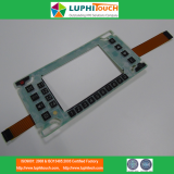 Rigid PCB Circuit FPC Cable Rubber Keypad Switch