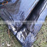 hot factory silver and black plastic mulch film/ldpe mulch film/ground cover membrane