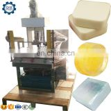 top manufacturer laundry toilet soap mixing cutting stamping making machine,toilet soap making machine for wholesale price