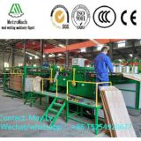 Woodworking Automatic Plywood Core Veneer Composer Jointing Machine