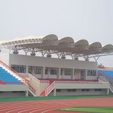Sport Facilities Membrane Tensile Light Weight Flexible Structure