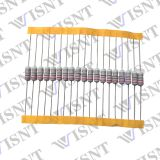 Anti-pulsing 2W wire wound UL/VDE fixed power resistor