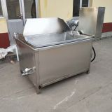 Fast Food Commercial Stainless Steel Chips Fried Chicken Deep Fat Fryer