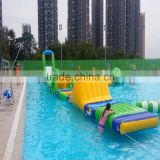 Best sell giant inflatable amusement park water parks,amusement Park Inflatable Water Slide for Sale,interesting amusement park