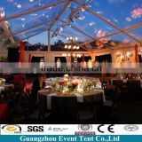 Beautiful transparent carnival tent 20x30m, wedding party tent for sale