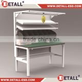 ESD electronic bench for factory workstation