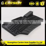 Auto Accessories Rubber Floor Mat Car Mat For Jeep Wrangler JK 2007-2014 4x4