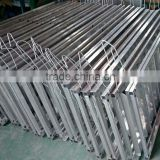 High quality OEM customized aluminium frame (aluminium frame profile, extruded aluminum frame)