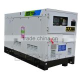 Soundproof 28kva diesel generator with automatic transfer switch