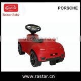 Rastar PORSCHE High Quality kid ride on stroller