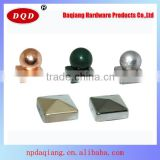 Top Sale Decorative Fence Post Caps with Daqiang Supply