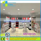 New style and hot selling clothing shop interior design furniture/clothing store furniture/shoe store furniture