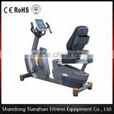 Recline Indoor Bike / Body Fit Recumbent Bike /Magnetic Bike TZ-7017/Commercial Body Fit Recumbent Bike