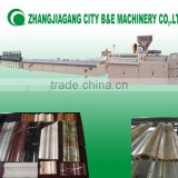 PVC decorative artificial stone machines/Home decor artificial stone imitation marble building material machine