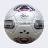 China soccer ball manufacture sales official soccer ball size weight