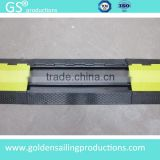 hot selling rubber speed bumps / rubber cable protector