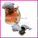 Hot sale silicone animal shape tea infusion balls,silicone tea strainer,fruit infuser