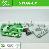replacebal pins for different colors bike pedals sealed bearing or du for your choice anodised bicycle pedal