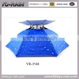 sun protection head hat sun fish umbrella for adult and kids