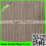 UV stabilized strong wind protection net,sunblock fabric mesh,beach sand windscreen strong shade cloth