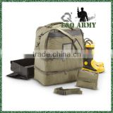 New Design Folding Tactical Travel Bag with Zipper