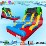 low price kids inflatable water slide backyard for party use                                                                                                         Supplier's Choice