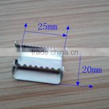 25mm Metal Adjustable Webbing Buckle For Wholesale Made In China