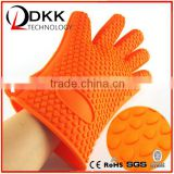 DKK-B097 Thickening increased resistance to high temperature gloves Heat insulation baking oven, microwave oven