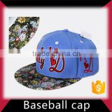 Different types 6 panel baseball cap