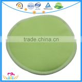 100% Organic Bamboo Nursing Pads Reusable Soft Milk Breast Pads Wholesale China