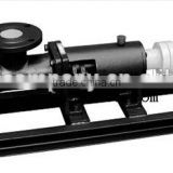 Single Screw Pump for delivery of mud pump