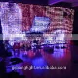 Stage background/Wall Decoration/ led video cloth