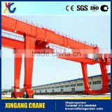 Hot Sale!20 Ton High Quality Workshop Used Double Girder and Single Beam Mobile Hoist Goliath Gantry Crane Factory Price