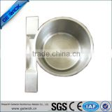 high quality tungsten crucible for Crystal Growth