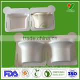 2014 Hot Biodegradable Recycled Ladies Products Moulding Paper Pulp Tray Packaging,Cosmetic Products Pulp Paper