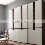 Elegnant design bedroom Italian style wardrobe 901-4