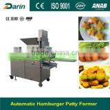 commercial automatic hamburger patty making machine/meat patty nugget forming machine/Hamburger Making Line