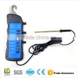 Lydite portable high voltage 1000V-10000V insulation electric fence tester for farm using