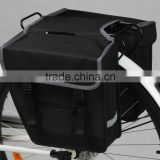 water-repellent electric bicycle bag/pannier bag for electric bike