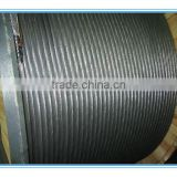 Cable/Cables Overhead power lines XLPE insulation acsr dog conductor overhead aerial cable