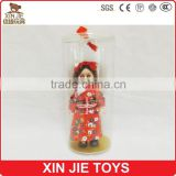 Japanese girl plastic doll cheap plastic national doll wholesale eyes moving plastic national doll
