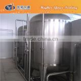 HY-Filling complete line RO water treatment cum PET preforms bottles blowing, filling and packing