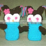 Little OWLY Mittens Soo Cute/Newborn to Child/cbbcreations