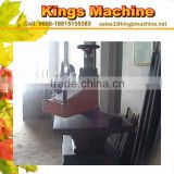 Hydraulic Pressure Rock-arm Decide Machine/Hydraulic Pressure Shell Farbic,Shoe Sole And Leather Goods Cutting (Kings Brand)
