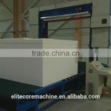 High-Precision Horizontal Automatic Cutting Foam Machine With Conveyor Belt and Vacuum System)