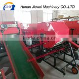 High efficiency corn silage baler machine, corn silage wrapper machine                                                                         Quality Choice