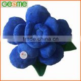 JM8089 Stuffed Plush Decorative Flower Shape Pillow