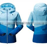 100% polyester lightweight safety wholesale blouson european style 3 in 1 winter jackets for women athletic apparel